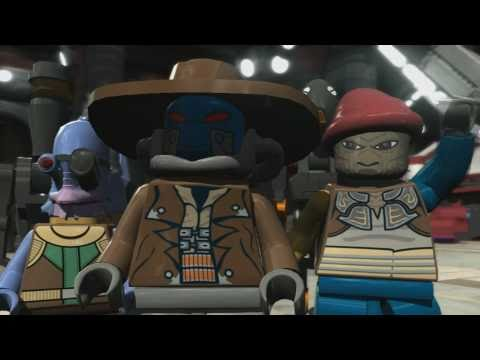 Lego Star Wars III The Clone Wars Gameplay Hostage Crisis Secret Mission Full HD 1080 p