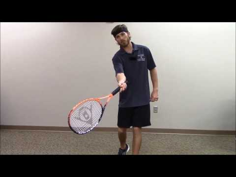 Forehand Tennis Shot Tutorial