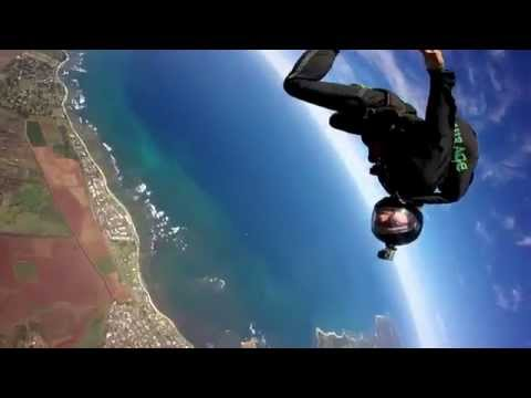 Skydiving in Paradise - November 2014 - The best jumps of the month