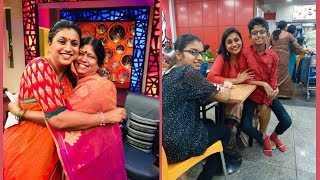 Actress Roja Celebrates Mother's Day With Family And Friends | Actress Roja  | Tollywood Updates - RAJSHRITELUGU