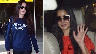 Katrina Kaif and sister Isabelle Kaif return after spending time with family in England - TIMESOFINDIACHANNEL