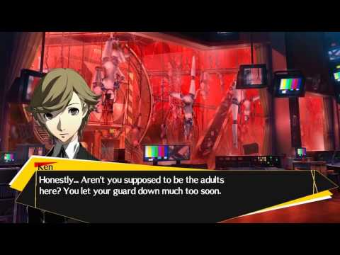 Persona 4 Arena Ultimax: Ken