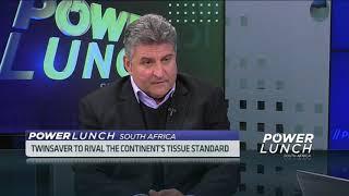 Twinsaver CEO Garth Towell speaks on the R500mn investment in Kliprivier - ABNDIGITAL