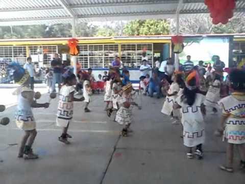 danza prehispanica