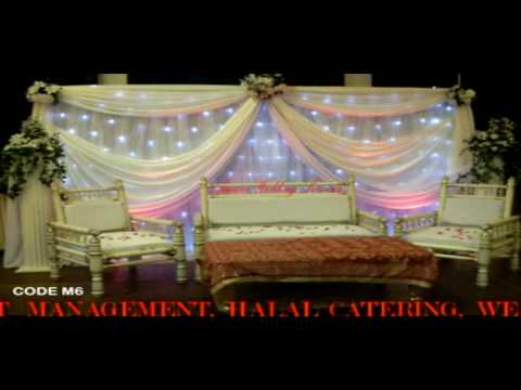 Wedding Mehndi stages jodhaa akbar style by A1 Weddingwalla