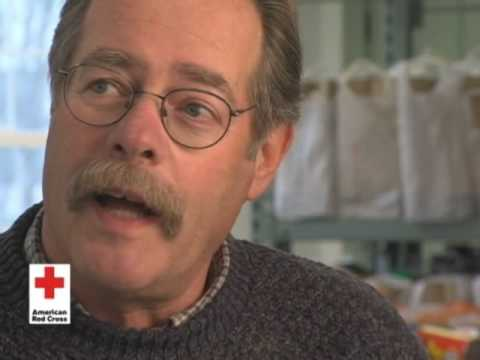 Red Cross Heroes: Hillsborough (NH) Food Pantry Volunteers