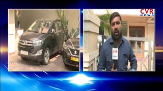 IT Raids Continues on TDP MP CM Ramesh Offices in Hyderabad | CVR News - CVRNEWSOFFICIAL