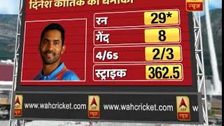 India Vs Bangladesh in Nidahas Trophy final: When Dinesh Karthik hit the winning six - ABPNEWSTV