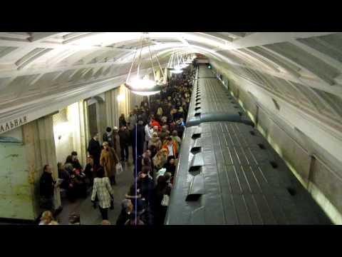 Moscow Metro — станция Театральная