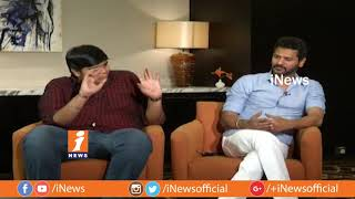 Chit Chat With Prabhu Deva and Director Karthik Subbaraj About Mercury Movie | iNews - INEWS