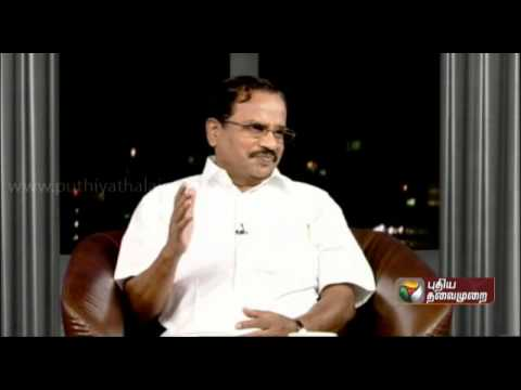 Tamilaruvi Manian Exclusive In Puthiya Thalaimurai - Agni Paritchai (23/03/2014) - Part 3