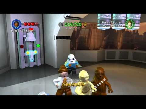 Let s Play Lego Star Wars The Complete Saga Episode 5 Super Story Part 4 of 4