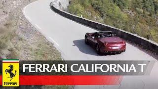 فيراري تأخذنا بجولة على متن كاليفورنيا-تي بجبال مونتي كارلو