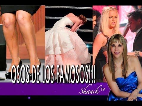 LOS OSOS MÁS GRANDES DE LOS FAMOSOS!!! ShanikTv