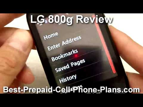LG 800g for Tracfone and Net10