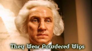 Royalty Free :They Wear Powdered Wigs