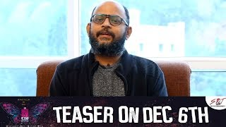 VI Anand about Disco Raja Movie and Ravi Teja || Disco Raja Teaser on Dec 3rd  || IndiaGlitz Telugu - IGTELUGU