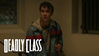 Deadly Class | Season 1, Episode 1: Story Time | SYFY - SYFY