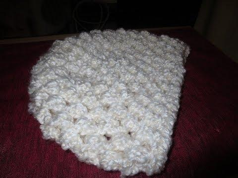 Crochet Bonnet pour adultes - كروشيه قبعة شتوية للكبار