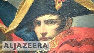 Tyrant or national hero? France exhibition aims to paint positive image of Napoleon - ALJAZEERAENGLISH