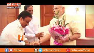 WHy Telangana BJP Dilemma On PM Modi Praise CM KCR? | Loguttu | iNews - INEWS