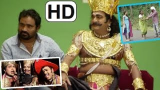 Manushulatho Jagratha Movie Making | Part 02 - TELUGUONE