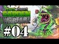 Plants vs Zombies:Garden Warfare #04 - Modo Horda - Carnívora