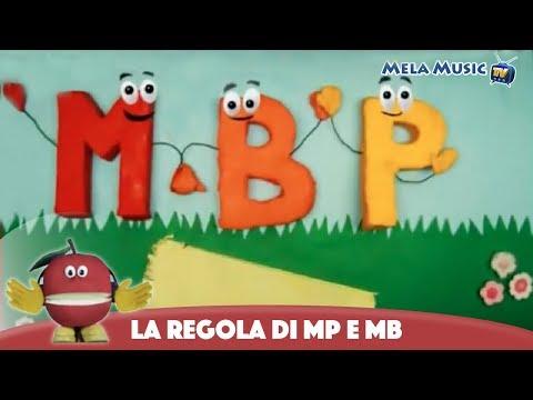 IMPARIAMO LA GRAMMATICA - mp e mb