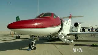 The Ultimate in Luxury Air Travel - VOAVIDEO