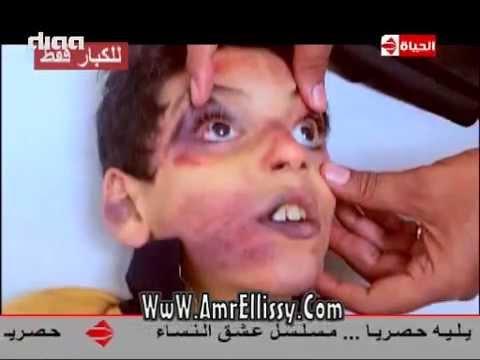 #بوضوح | للكبار فقط | جريمة قتل بشعة ومحاورة قاتل ابنه 20.10.2014 | مع د.عمرو الليثي