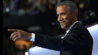 Obama Ends DNC Speech: 'I'm Ready to Pass the Baton' - WSJDIGITALNETWORK