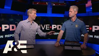 Live PD: After Action Report - Spike Strips | A&E - AETV