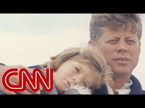 Caroline Kennedy speaks about the JFK legacy