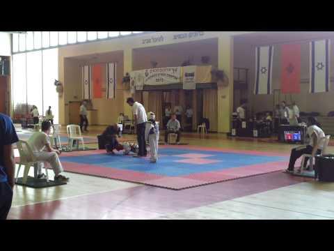 סרטון מהקרב של סתו קדם מאליפות השרון 10.12.12