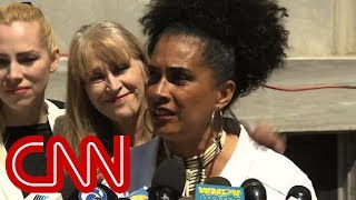 Watch Cosby accusers react to verdict - CNN