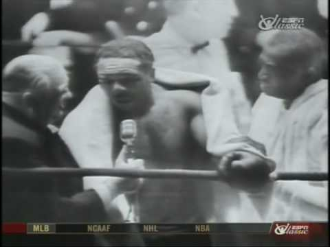 Rocky Marciano vs Archie Moore - Sept. 21, 1955 - Round 8 - 9 &amp; Interviews