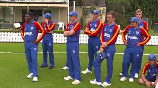Cricket World TV - Namibia v Zimbabwe Highlights   ICC u19 World Cup 2018 - CRICKETWORLDMEDIA