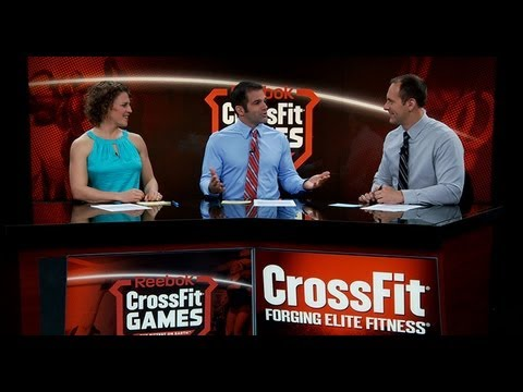 CrossFit - CrossFit Games Update Show: May 10, 2013