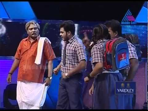 Comedy on Stage from Asianet Mini Screen Award on June 2012