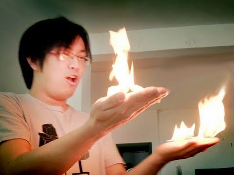 Fire Hands with Freddie Wong
