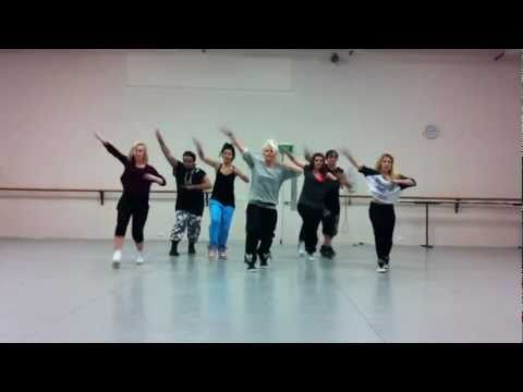 'Run The World' Beyonce choreography by Jasmine Meakin (Mega Jam)