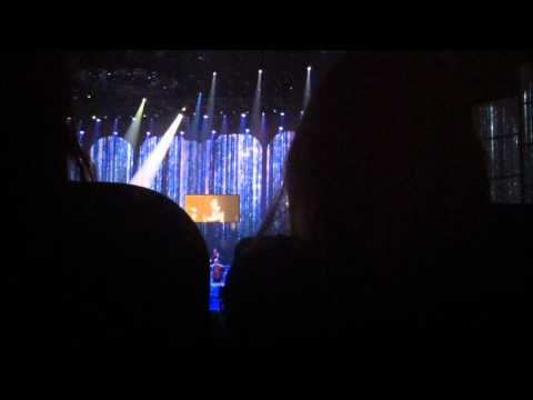 Celine Dion - Live in Las Vegas - Caesars Palace - March 15 2011 - Where Does My Heart Beat Now
