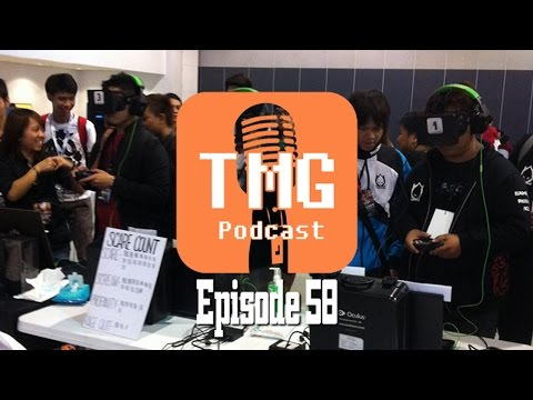 The TMG Podcast Episode 58: Post ESGS 2014 - 11/17/2014