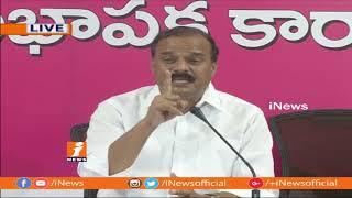 TRS MLC Karne prabhakar Comments On Telangana Congress Party | iNews - INEWS