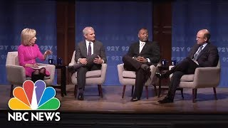 Andrea Mitchell Hosts Intelligence And Counterterrorism Panel At 92Y | NBC News - NBCNEWS