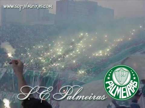 Palmeiras-alguns gritos da mancha verde