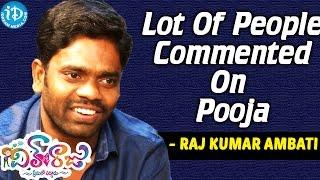 Lot Of People Commented On Pooja Suhasini - Rajkumar Ambati || Dil Unna Raju Movie - IDREAMMOVIES