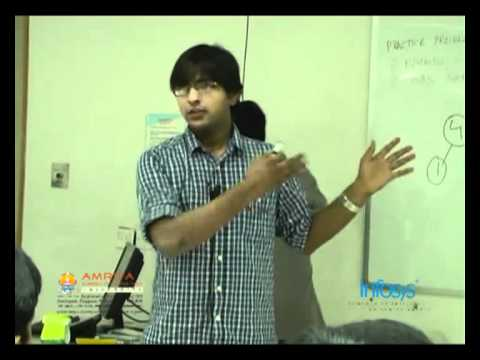 Part 3 of Amrita Infosys Programming Contest Camp 2010