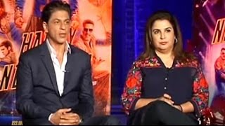 Happy New Year cast talk about SLAM! The Tour - NDTVINDIA