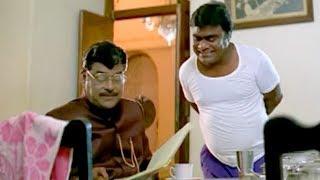 Babu Mohan Funny Chat With Tanikella Bharani   Akkum Bakkum Comedy - LEHRENTELUGU